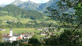 Erholungsort Lingenau