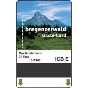 Bregenzerwald Card
