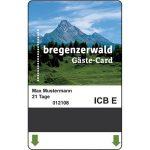 Bregenzerwald Card >